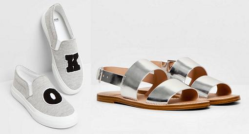 zapatos pull and bear primavera verano 2015