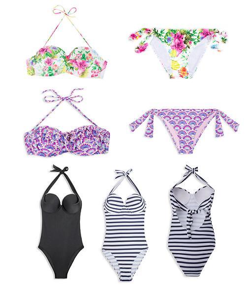 bikinis push up 2015