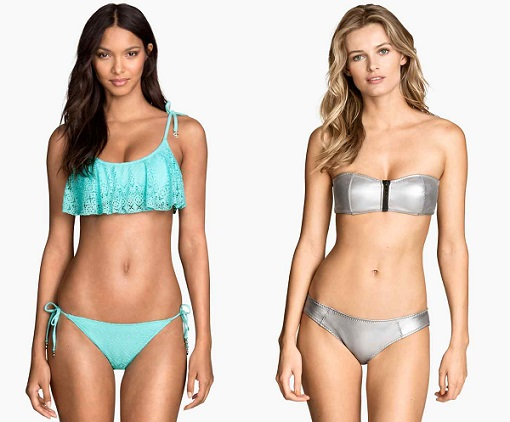 H&M bikinis