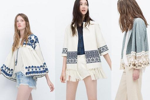 kimonos zara primavera verano 2015