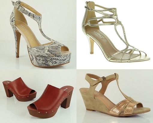 Zapatos Las Que Triunfan Con 20 Sandalias Y Marypaz Tendencias 2015 QdCBxroWe