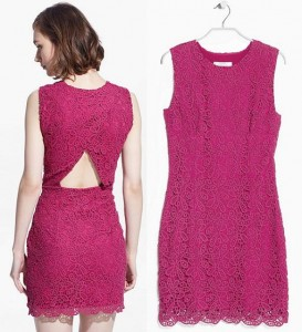 vestidos de coctel mango 2015 bbc