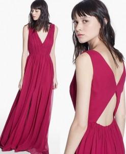 vestidos de fiesta mango 2015 largos