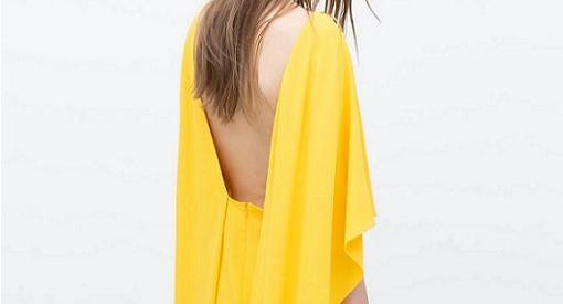 vestidos zara primavera verano 2015