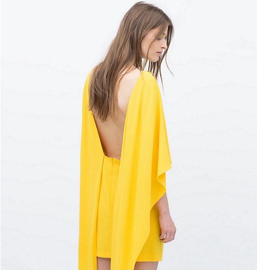 Nuevos vestidos zara primavera verano 2015 susanrubi - Catalogo de zara primavera verano 2015 ...