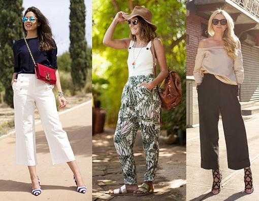 pantalones anchos street style