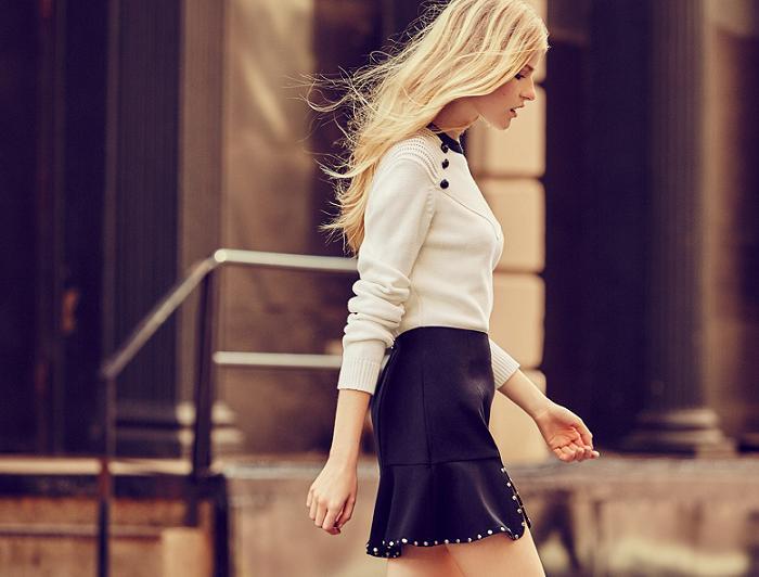 lefties catalogo otoño invierno 2016 faldas