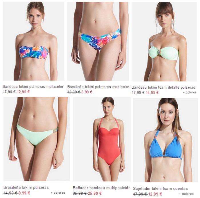 rebajas oysho verano 2015 bikinis
