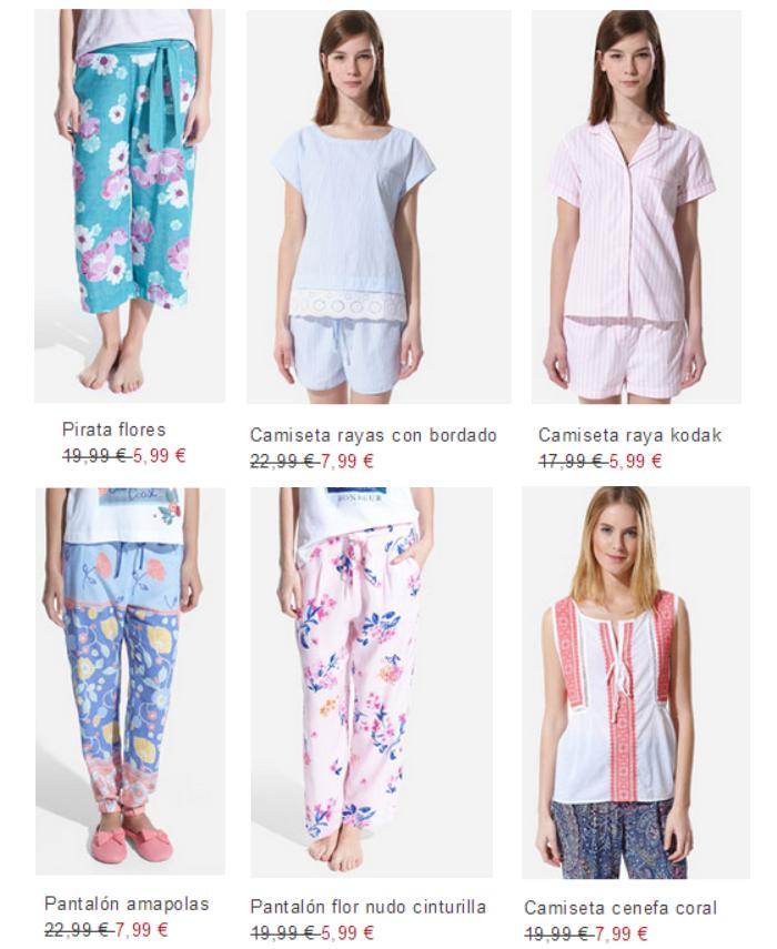 rebajas oysho verano 2015 pijamas