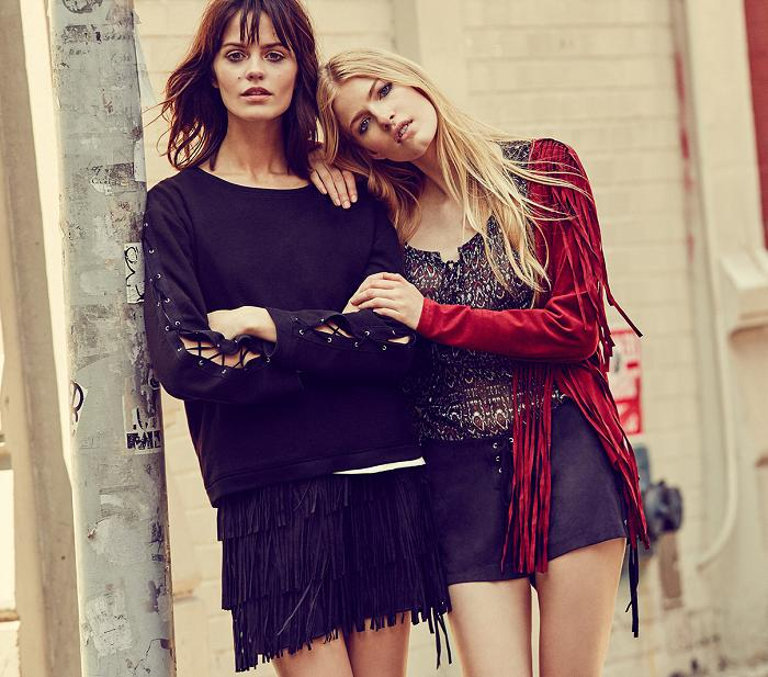 tendencias de moda otoño invierno 2016 flecos