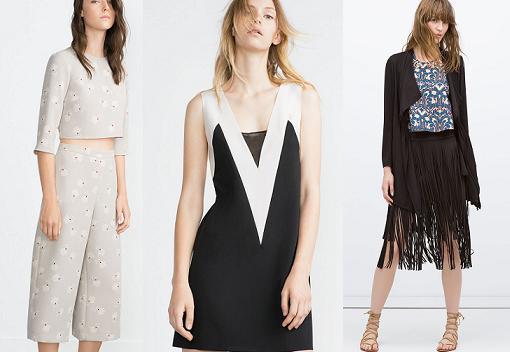 e7eab2816ee Zara mujer nueva colección pre-otoño invierno 2015 2016 - RobaTendencias