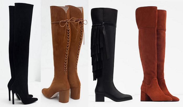 botas zara otoño invierno 2015 2016