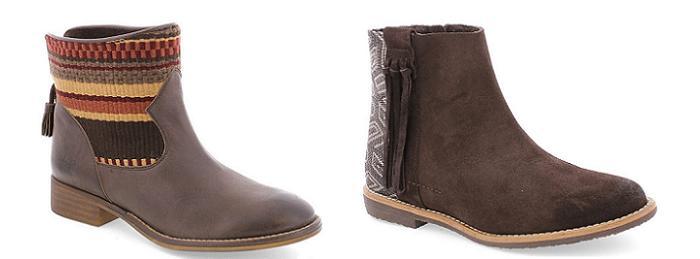 f385fe12d25ef Zapatos Mustang otoño invierno 2015 2016  botines