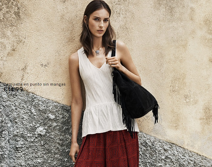 catálogo H&M otoño 2015