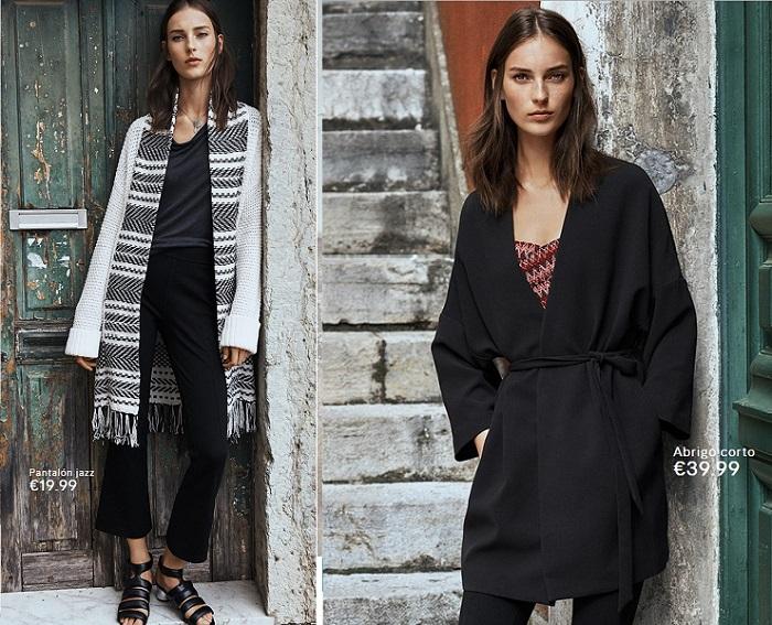 H&M abrigos otoño 2015