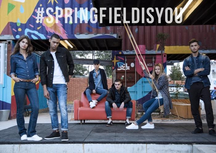 ropa springfield otoño invierno 2015 2016