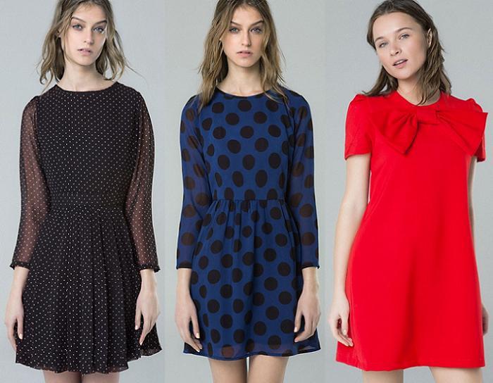 vestidos de fiesta compañia fantastica otoño 2015