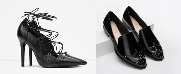 zapatos zara otoño invierno 2015 2016