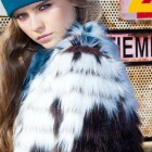 abrigos de pelo sintetico otoño invierno 2015 2016