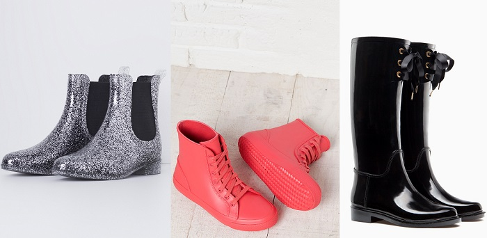 hermoso estilo pero no vulgar super popular Nuevas botas de agua Primark, Gioseppo, Zara y otras marcas ...