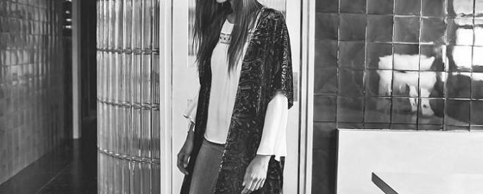 catalogo stradivarius otoño invierno 2015 2016 moda boho chic
