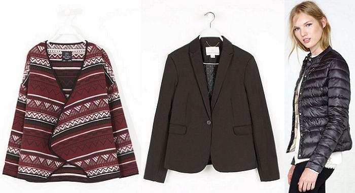 lefties chaquetas otoño invierno 2015 2016