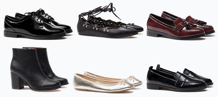 lefties zapatos otoño invierno 2015 2016