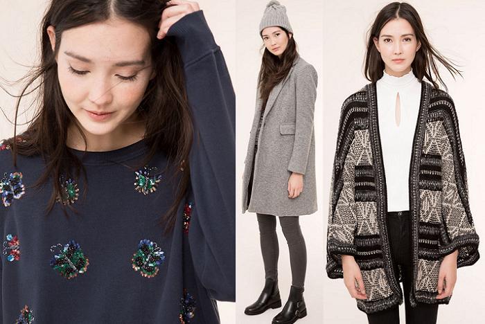 pull and bear moda otoño invierno 2015 2016