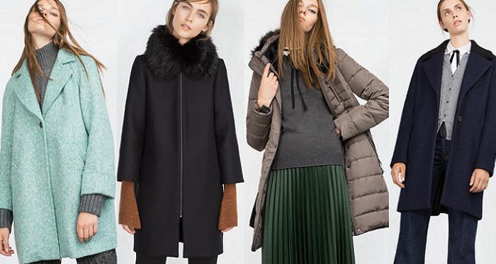 zara abrigos otoño invierno 2015 2016