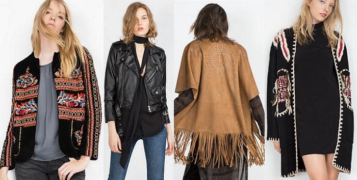 zara chaquetas otoño invierno 2015 2016