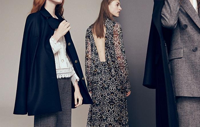 f841ce17a03bd La mejor ropa de Zara mujer otoño invierno 2015 2016  vestidos ...