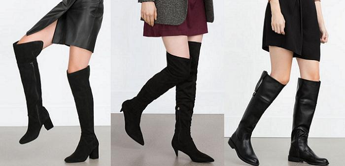 ec526549 Guía de botas altas baratas: las mosqueteras están de moda ...