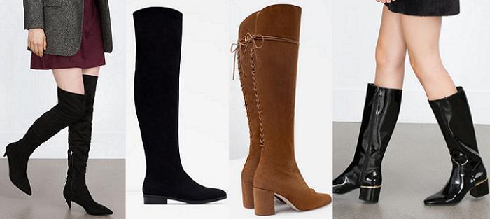 apariencia elegante como comprar modelado duradero Guía de botas altas baratas: las mosqueteras están de moda ...