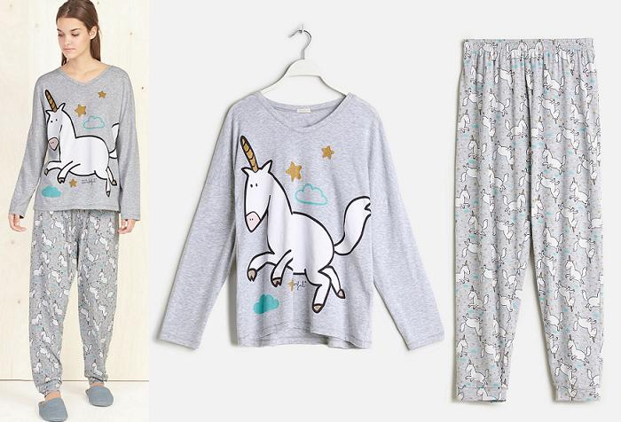 pijamas mr wonderful 2015 unicornio camiseta