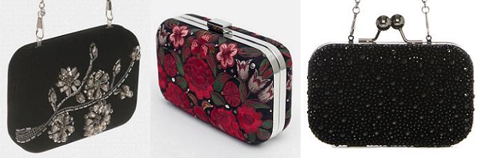 22c32ff60 Guía low-cost de bolsos de fiesta 2016: Zara, Sfera, Parfois ...