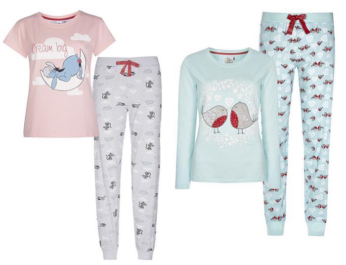 nuevos pijamas primark invierno 2016 mujer