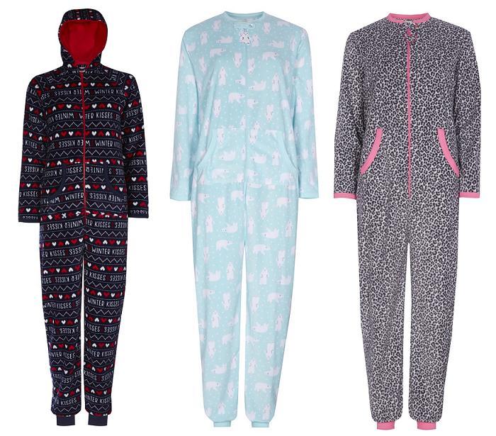 pijamas enteros primark
