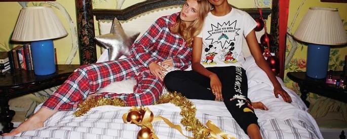 pijamas primark invierno 2016