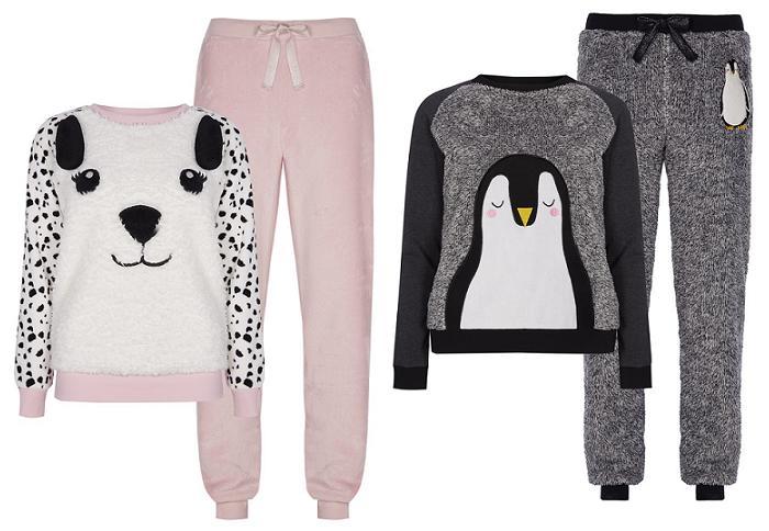 pijamas primark invierno 2016 bonitos
