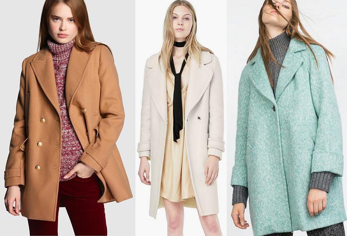abrigos mujer invierno 2016