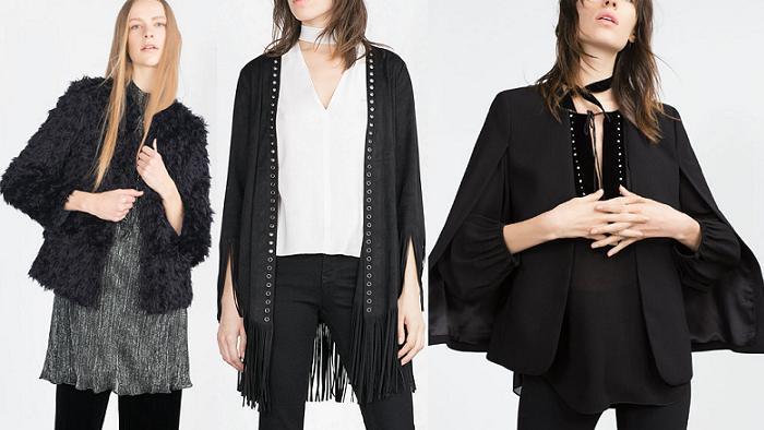 chaquetas zara mujer 2016