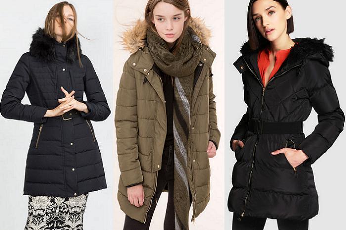 plumiferos abrigos invierno 2016