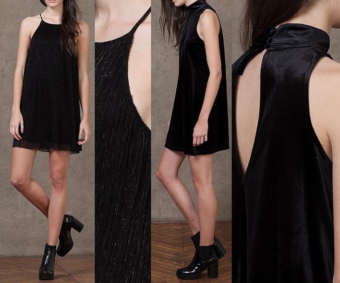 vestidos nochevieja stradivarius 2015 2016