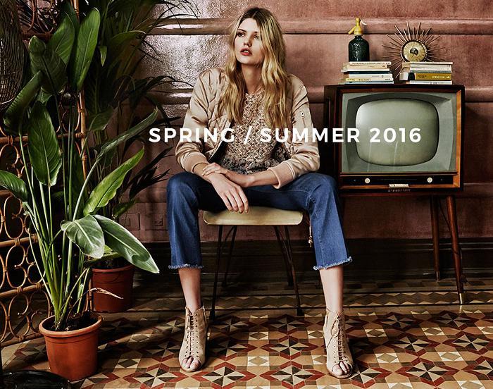 catalogo stradivarius primavera verano 2016. Chaquetas bomber 32017bb50cb4