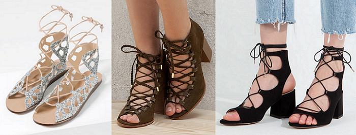 8e8fac02 Tendencias en zapatos primavera verano 2016: Moda en sandalias ...