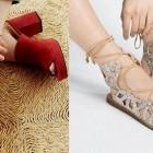 tendencias en zapatos primavera verano 2016 moda en sandalias cuñas alpargatas
