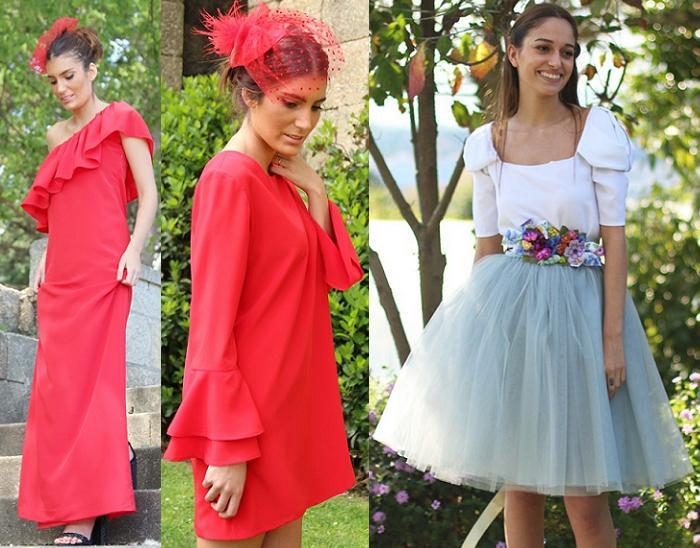vestidos para ir de boda 2016 aluet