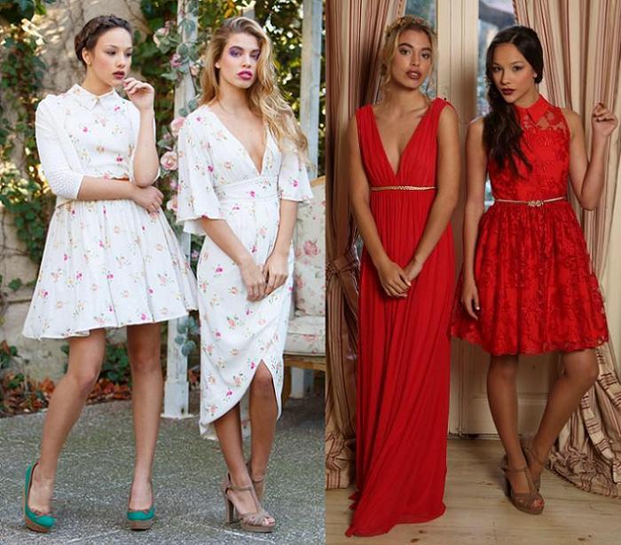 vestidos para ir de boda 2016 maribel ruiz