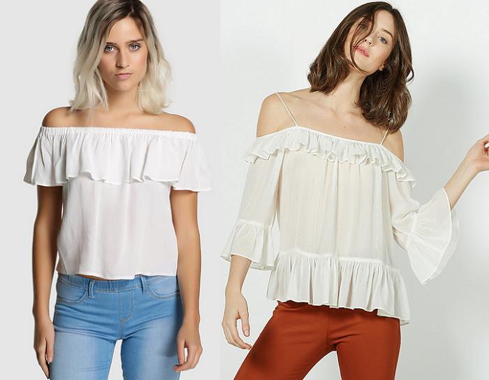 camisas escote barco moda 2016