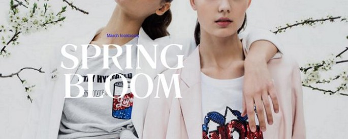 camisetas stradivarius moda primavera